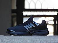Мужские кроссовки Nike Черные 10188, фото 1