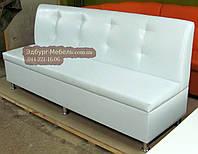 Белый диван для свадебного салона 2000х600х900мм
