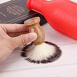 Помазок для бритья натуральный , фото 4