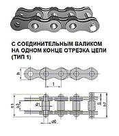 Цепи грузовые пластинчатые G 500-1-80
