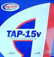 Масло трансмиссионное ТАП-15В (20 л)