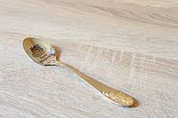 Детская ложка с нанисением имени красивый подарок ребенку, фото 1