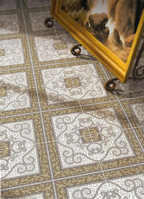 Плитка Golden Tile — Коллекция «Византия» (бежевый)