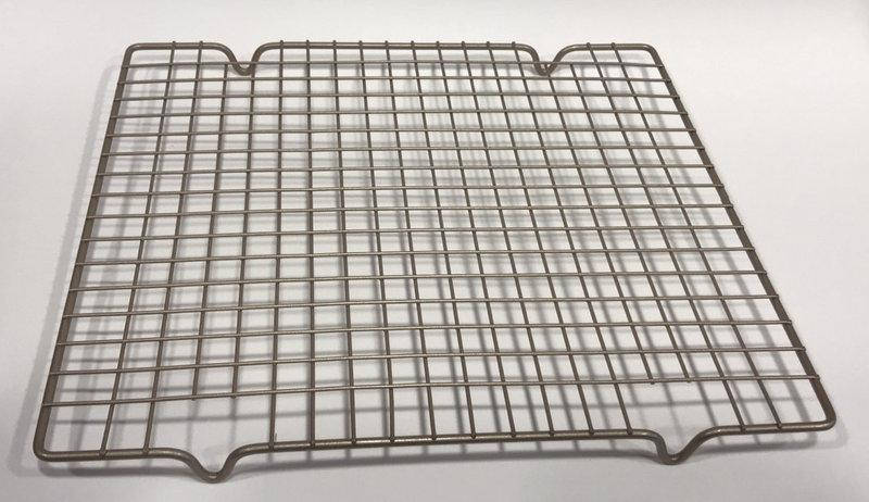 Решетка кондитерская сетка для глазирования  26 х25,5 см