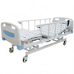 Медичне ліжко функціональна з електроприводом OSD-LY9007 (лікарняне ліжко, 4-х секційна)