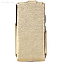 Чехол RED POINT Flip Case для Moto E (moto e4, XT1762) Dark Gold