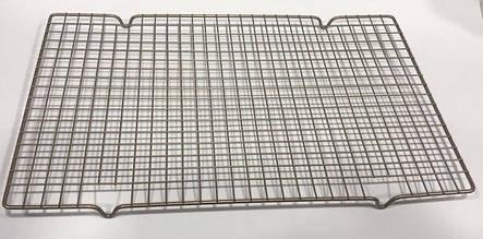 Решетка кондитерская сетка для глазирования  25 х 40 см, фото 2
