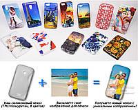 Печать на чехле для Huawei Ascend Y210 U8685 (Cиликон/TPU)