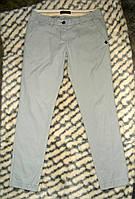 Летние женские брюки скинни Maison Scotch
