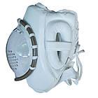 Шлем Кудо, Араши модель 1 кожа, фото 2