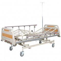 Ліжко функціональна медична 2-х секційна OSD-94U (для лежачих хворих, інвалідів, літніх людей)