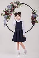 Детский школьный сарафан для модниц