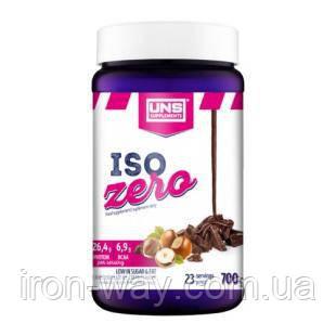UNS Iso Zero 700 g Полуниця білий шоколад