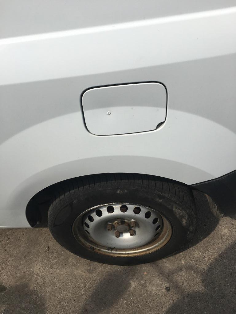 Б/у Лючок бензобака Renault Kangoo II new Рено Кенго Канго Кангу 2008-2017 р. р.