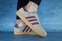 Мужские кеды Adidas 350 Песочный 10356, фото 1
