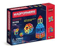 Магнитный конструктор Базовый набор, 50 эл., Magformers