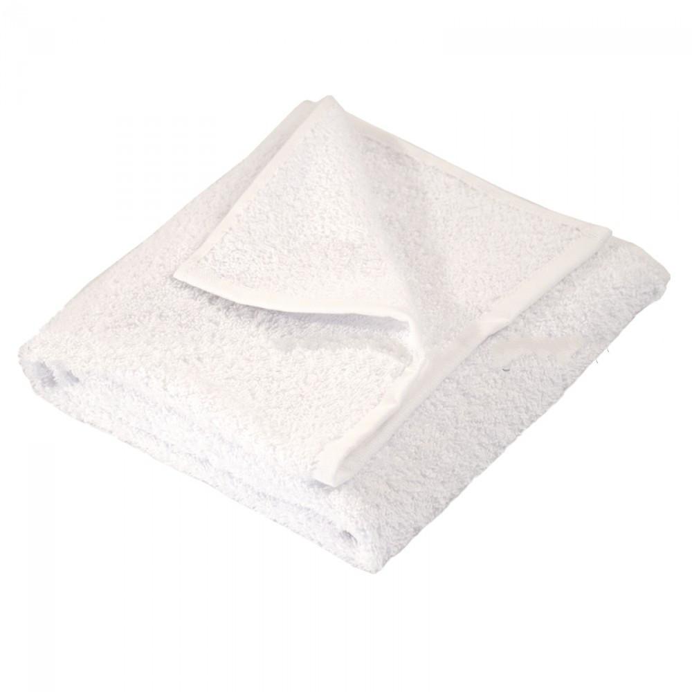 Полотенце махровое гладкокрашеное без бордюра ТМ Ярослав, 100х150 см
