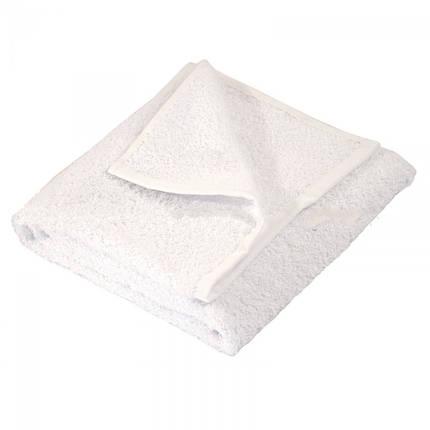 Полотенце махровое гладкокрашеное без бордюра ТМ Ярослав, 100х150 см, фото 2