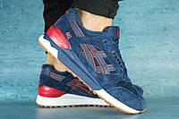 Мужские кроссовки Asics GelLyte Синие 10581, фото 1