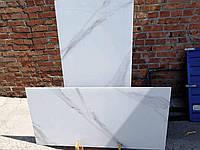 Плитка для пола керамогранитная Calacatta 1200х600мм Керамогранит под камень матовый
