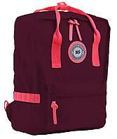 Рюкзак подростковый ST-24 Tawny port, 36*25.5*13.5