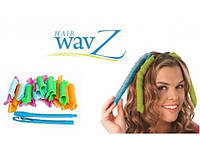 Бигуди Hair Wavz Большие NX