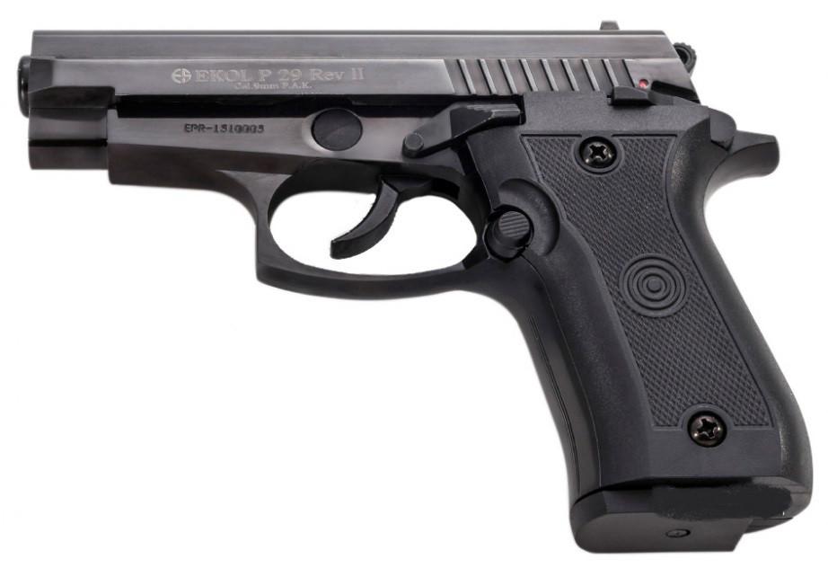Стартовый пистолет Ekol P.29, шумовые пистолеты, стартовое оружие