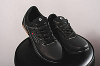 Мужские повседневные черные кроссовки Columbia 10761, фото 1