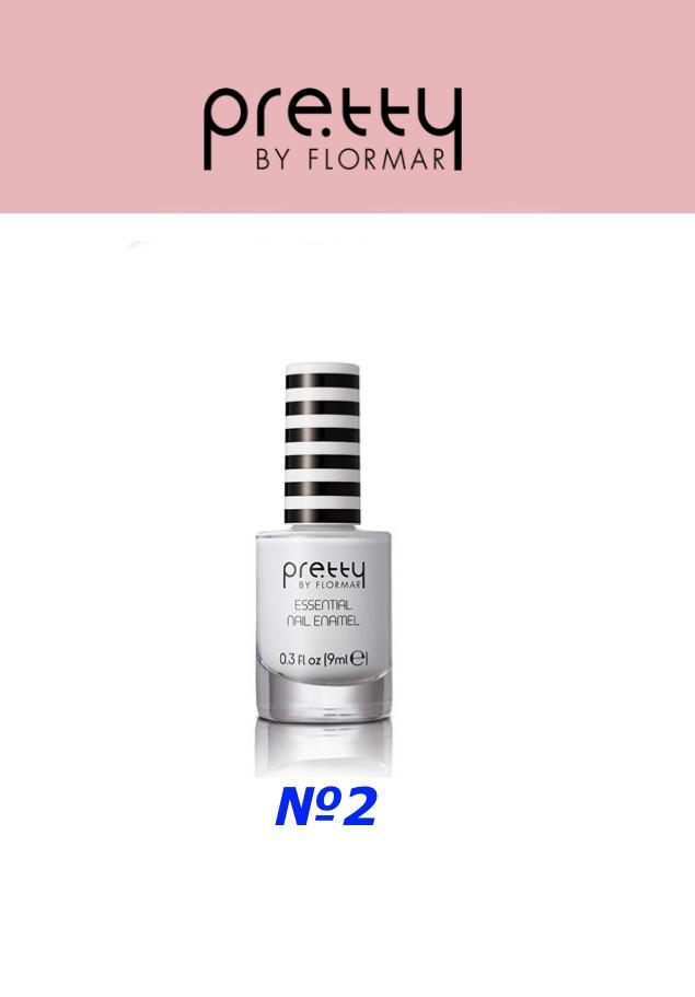 Лак для ногтей Flormar Essential №2