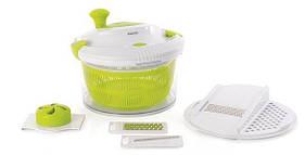 Набор для приготовления салата (сушка + терки) 8пр Berghoff 2800112 Сооk&co