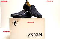 Туфли мужские Tiginaи 1323 синие