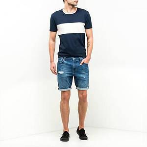 Шорты мужские джинсовые Lee 33
