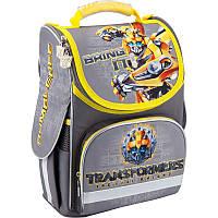 Рюкзак школьный каркасный Kite Transformers TF18-501S-1