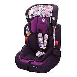 Автокресло ME JUNIOR 1008-1 Фиолетовый