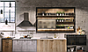 Кухни в стиле лофт - индустриальный дизайн
