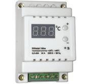 Характеристики терморегулирующих приборов