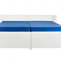 Кровать из искусственного ротанга Капри