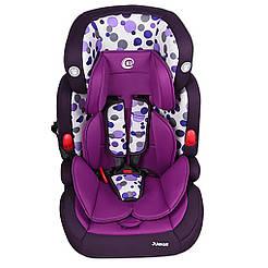 Автокресло ME JUNIOR 1008-3 Фиолетовый