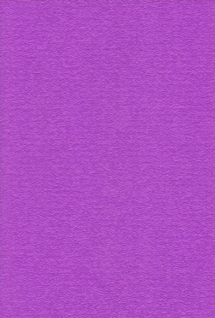 Фоамиран с флоком А4 Фиолетовый 2 мм. 8943