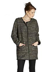 Темно зеленое пальто Cecilie Jacket от Minimum (Дания)  в размере L