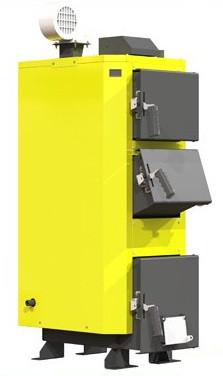 Твердотопливные котлы KRONAS UNIC 30 кВт (Польша - Украина)