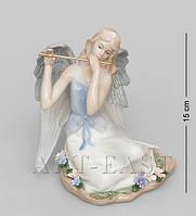 Фарфоровая статуэтка Ангел с флейтой Pavone JP-16/11