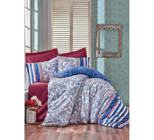 Постельное белье Cotton Box MODE LİNE LORISA двуспальный - евро, фото 2