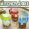 "Кухонная бутылочка - ""Kitchen Jars"" - 1 шт. + ложка 5 гр."