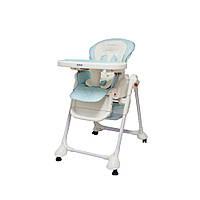 Детский стульчик для кормления Coto baby Zefir 03 blue