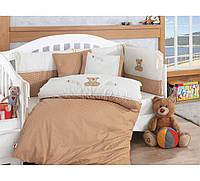 Постельное белье с защитой Cotton Box TEDDY детское
