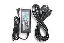 Блок питания для ноутбука Sony 16V 4A (6.0*4.4) + Сетевой кабель, фото 3