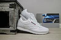 Мужские кроссовки Reebok Classik Белые 10822, фото 1
