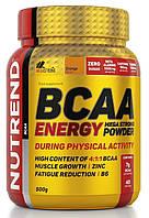 Nutrend Energy BCAA mega strong powder 500g, фото 1