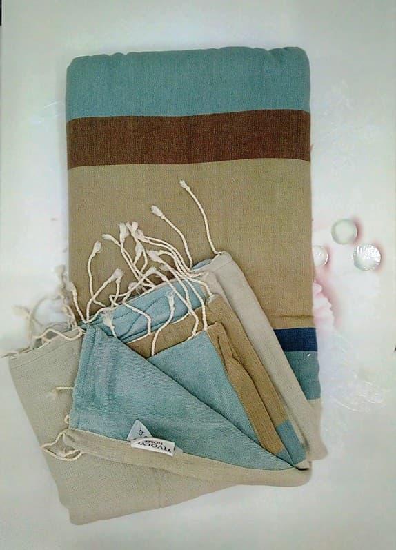 Полотенце пляжное Tivolyo Home Pera 2